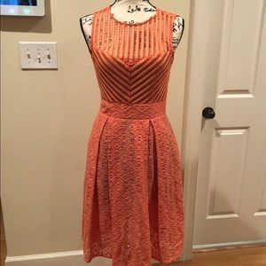 Xs New York and co dress